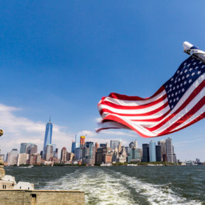 Super cheap roundtrip flights to New York for only 1.952 kr