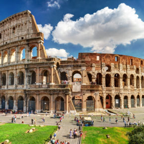 City-Break: 3 days Rome at a great hotel with flights from only 1269 DKK
