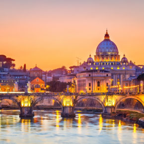 City Break Rome: 4 days in Italy in 3* hotel with breakfast & flight only 969 kr