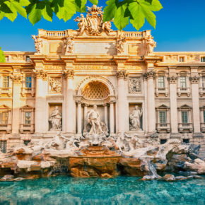 Weekend-trip to Rome: 4 days with flights, TOP centrally-located hotel & breakfast just 894 kr