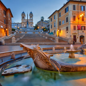 City Break: 3 days in Rome with great 3* hotel, breakfast & flight from 719kr