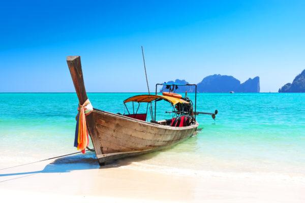 Phuket Longtail Boat