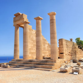 Rhodes: 8 days in Greece with flights, transfer & TOP 3* hotel just 2263 DKK