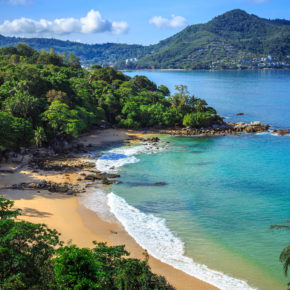 Roundtrip flights to Phuket only 1598kr