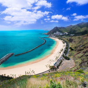 Canary Islands: Roundtrip flights to Tenerife & Gran Canaria from 299kr