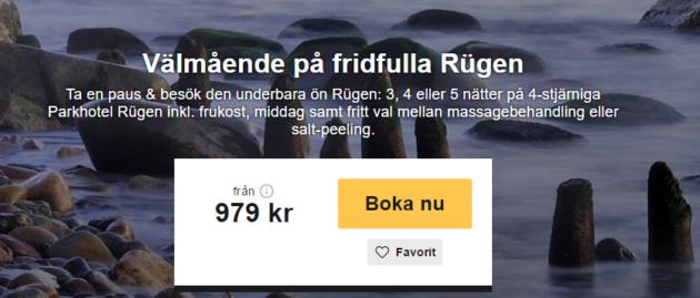 3 days Rügen