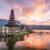 Bali Sunset Temple