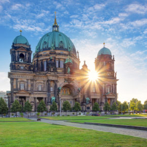 Weekend-trip: 3 days in Berlin with hostel just 124 DKK