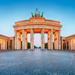 Weekend trip to Berlin: 2 days at amazing 4* hotel with breakfast & spa from 332kr