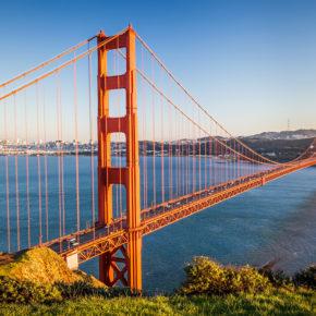 Super cheap roundtrip flights to San Francisco only 2306 SEK / 236 €