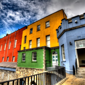 3 days to Dublin with hotel, breakfast & flights only 389 kr