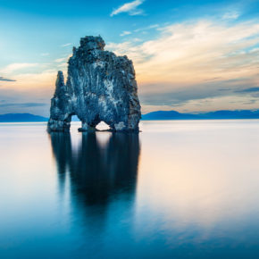 Roundtrip flights to Iceland for only 672 DKK