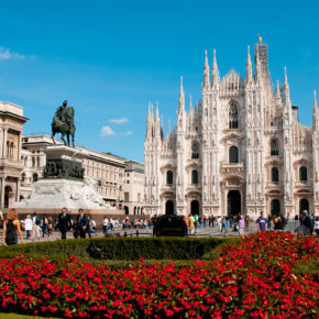 City break: 3 days to Milano with great accommodation & flights only 644 DKK