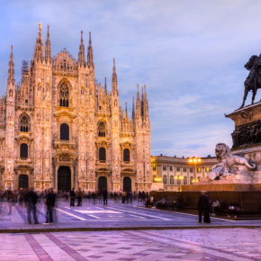 New Year's Eve: 3 days to Milano with a great 4* hotel & flights only 1260 kr