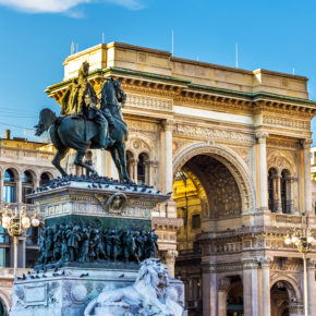 City break Milan: 3 days in a 4* hotel & flights just 811 kr