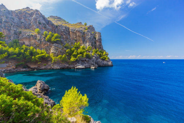 Mallorca Cliffs