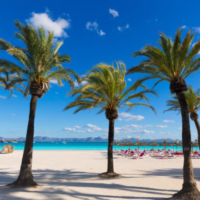 Mallorca: 7 days at top 3*hotel with all inclusive, flights & transfers only 3.089 kr
