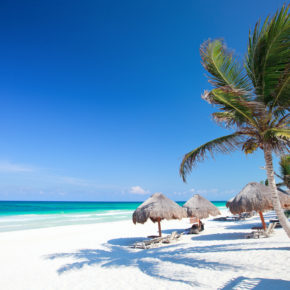 Mexico: 15 days to Playa del Carmen at a great hotel with breakfast & flights only 3764 DKK