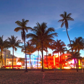 Florida: 8 days at Miami Beach with beach-hotel & flights just 3269 DKK