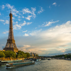 Weekend trip: 2 days in Paris at amazing 3* hotel with breakfast from 205kr