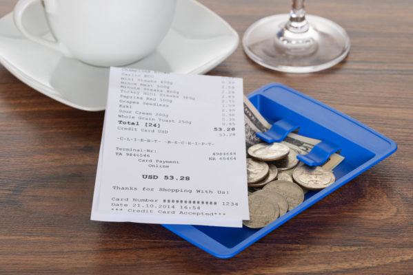 USA Tipping Restaurant
