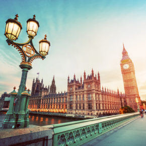 London: 3 days with accommodation & flights only 283 kr
