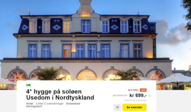 usedom deal