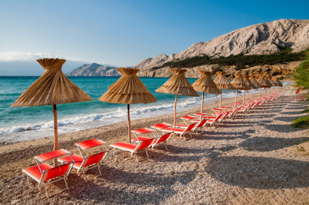 Croatia Beach Chairs