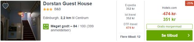 Dorstan Guest House