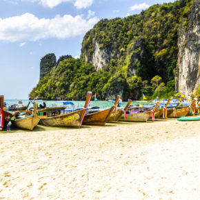 Trip to Thailand: 8 days on Koh Lanta with accommodation & flight only 1.723 kr