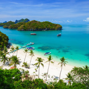 Thailand: 19 days Koh Chang with bungalow & flights only 3737 kr