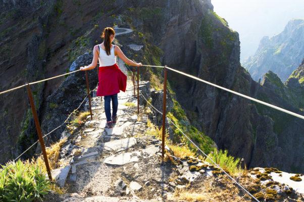 Madeira Woman Bridge