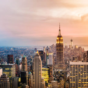 New York City: Roundtrip flights only 1764 kr