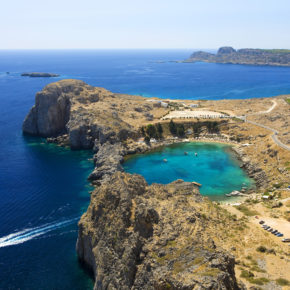 Lastminute to Greece: 7 days on Rhodes in great 3* hotel with flights & transfer just 976 kr
