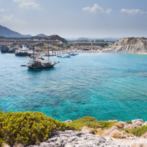 Lastminute to Greece: 4 days on Rhodes in 3* hotel with flights & transfer just 1064 kr
