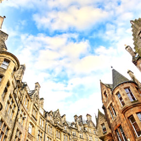 Fly & Drive: 15 days Scotland with flights & rental car only 648 kr