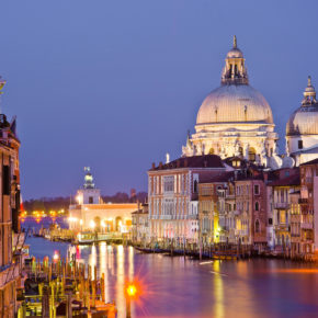 Venice: 3 days mit hotel & flight just 1.019 kr