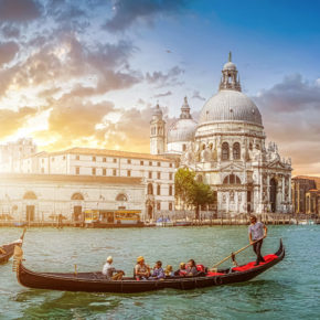 Short trip to Italy: 3 days in Venice at 4* hotel with breakfast & flights from 1.059kr