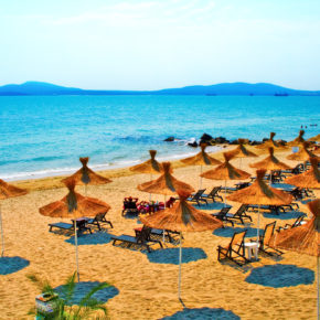 Sunny Beach: 7 days in Bulgaria at a 3.5* hotel incl. flights & transfer from just 1839 kr