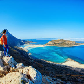 Early Booker: 7 days on Crete at a 4* all-inclusive hotel with flights & transfer just 3.324kr