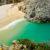 Crete beach bay