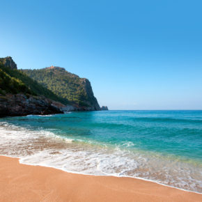 Last Minute: 5 days Alanya with great  3.5* hotel, flights & transfers for 924 kr