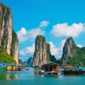 14 days Vietnam adventure incl. hotels, breakfast, flights & tours from 8469kr