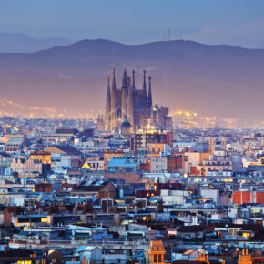 Barcelona: 3 days at a 4* hotel with flights just 1329 kr