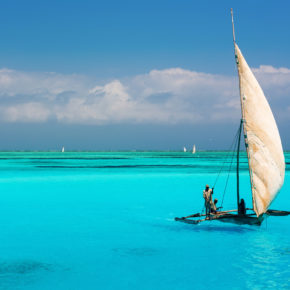 Paradise: 15 days dream vacation on Zanzibar with flights & hotel incl. breakfast just 3.719 kr