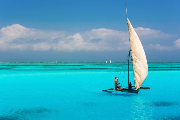Catamaran Zanzibar