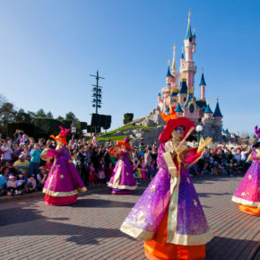 Disneyland® Paris: 3 days with 4* hotel, breakfast & spa only 1349 kr