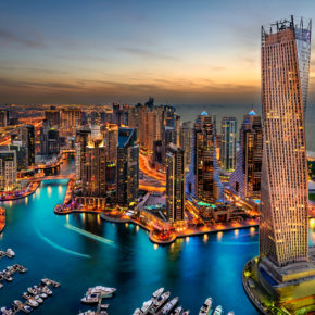 8 days in the United Arab Emirates incl. 4* & 5* hotels, breakfast & flights just from 6239 DKK