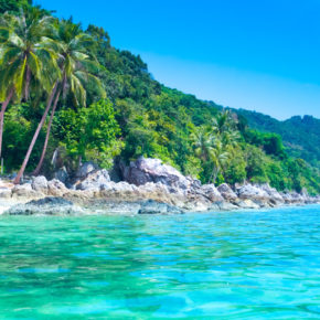 Thailand: 18 days to Koh Chang with beach bungalow & flights only 3020 DKK