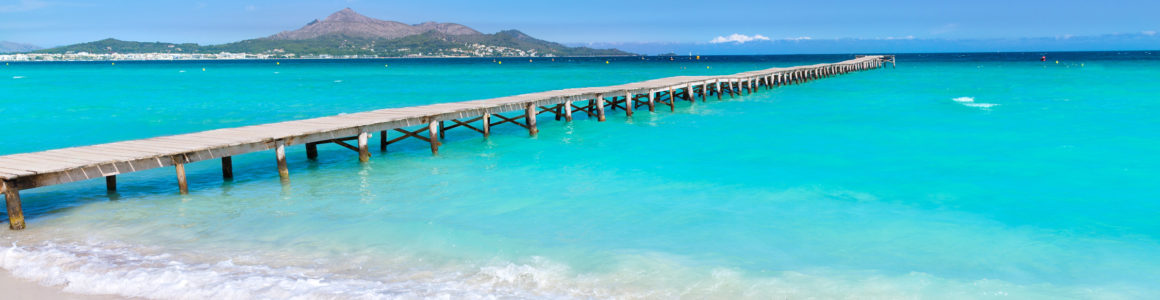 Last Minute Mallorca: 4 days with apartment, flights & transfer only 1419 kr